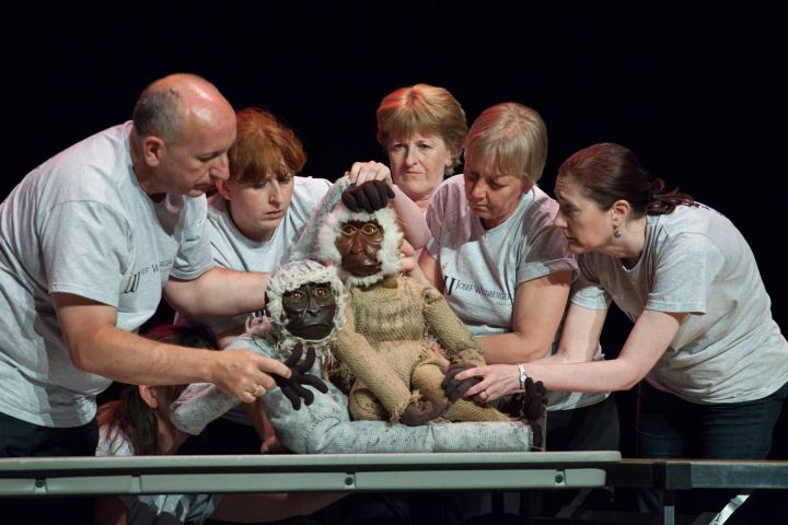 NODA who provide professional support for amateur theatre http://www.noda.org.uk performance