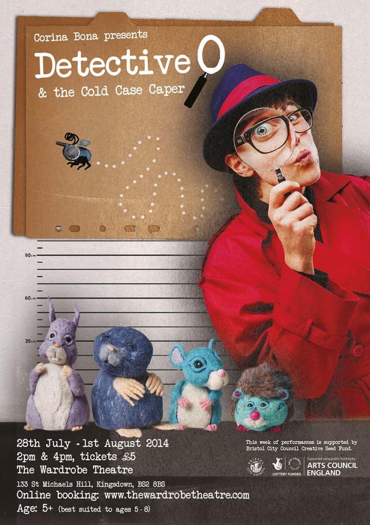 Detective O and the Cold Case Caper