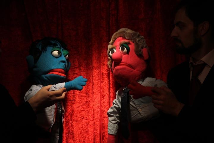 Muppits Die Hard - The Wardrobe Theatre (10)